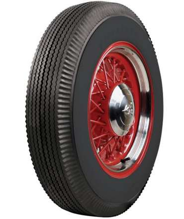 Pneu diagonal/conventionnel - FIRESTONE - PNEU FIRESTONE 700-15 98P deluxe black par Pneu collection