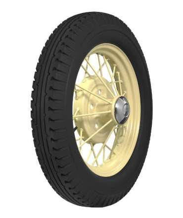 Pneu diagonal/conventionnel - FIRESTONE - PNEU FIRESTONE 475/500-19 76P deluxe black par Pneu collection