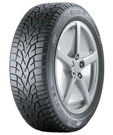 Pneu Hiver / pneu clouté - GISLAVED - PNEU GISLAVED 175/80R14 88T Nordfrost 100 par Pneu collection