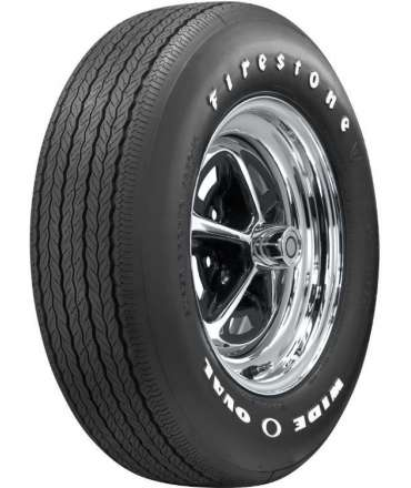 Pneu radial - FIRESTONE - PNEU FIRESTONE GR70-14 97S Wide Oval Radial RWL par Pneu collection