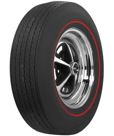 Pneu radial - FIRESTONE - PNEU FIRESTONE GR70-15 97S Wide Oval Radial Redline par Pneu collection