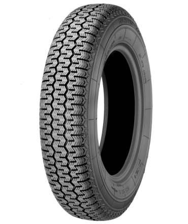 Pneu radial - MICHELIN - PNEU MICHELIN 165R15 86S XZX par Pneu collection