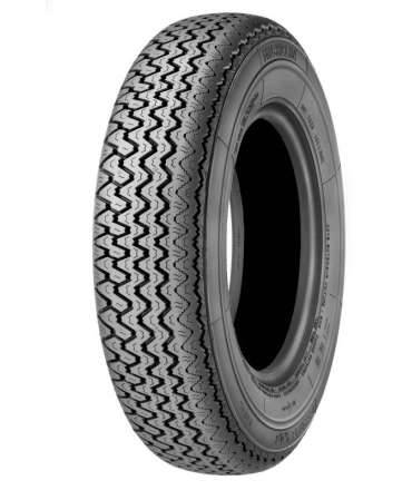 Pneu radial - MICHELIN - PNEU MICHELIN 155HR15 82H XAS par Pneu collection