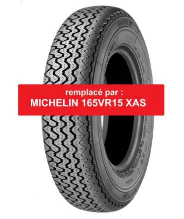 Pneu radial - MICHELIN - PNEU MICHELIN 165HR15 86H XAS par Pneu collection