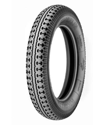 Pneu diagonal/conventionnel - MICHELIN - PNEU MICHELIN 650/700-17(650/700x17)  DR(Double Rivet) par Pneu collection