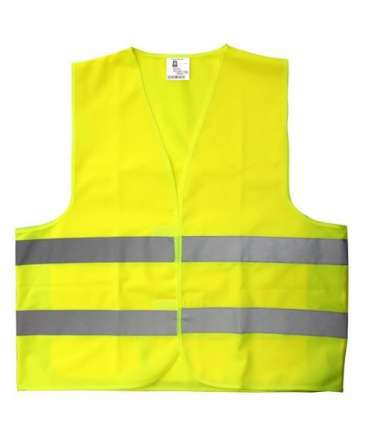 Outillage - DIVERS - Gilet de sécurité jaune par Pneu collection