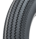 Pneu diagonal/conventionnel - FIRESTONE - PNEU FIRESTONE 500-16 71P deluxe champion ZIG ZAG black par Pneu collection